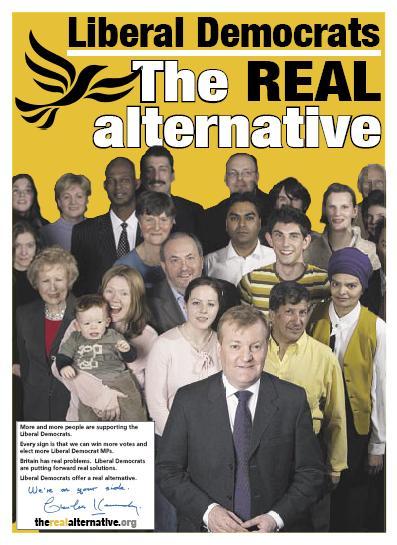 The 2005 Liberal Democrat manifesto: cover