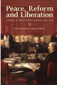 Peace, Reform and Liberation: book cover