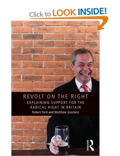 Revolt on the Right: book cover