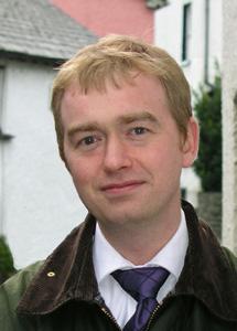 Party President Tim Farron