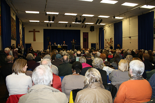 Whittington Hospital: public meeting with Lynne Featherstone MP