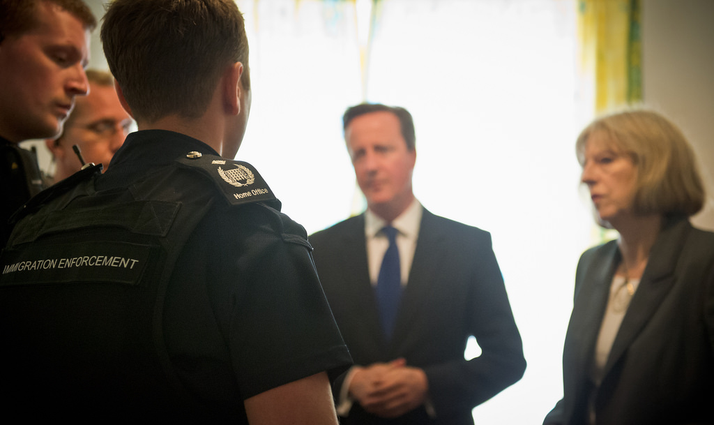 Theresa May and David Cameron - photo CC BY-NC-ND 2.0 courtesy of 10 Downing Street