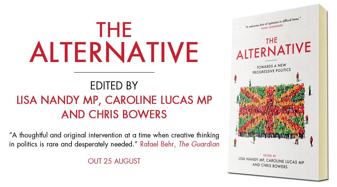 The Alternative - book advert