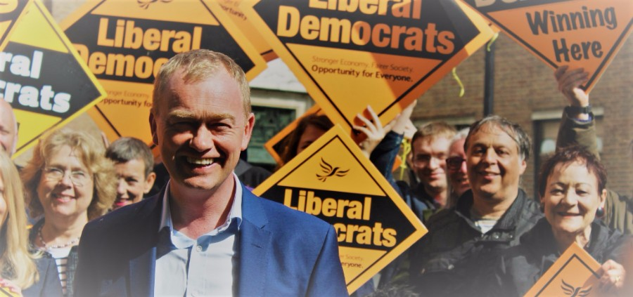 Possibly not an army of Liberal Democrat volunteers
