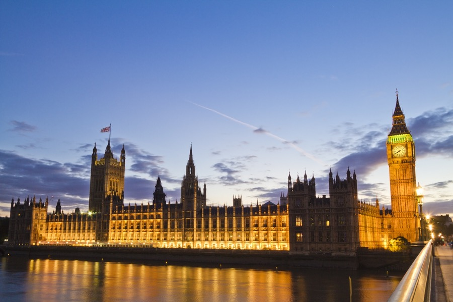 Houses of Parliament - CC0 Public Domain