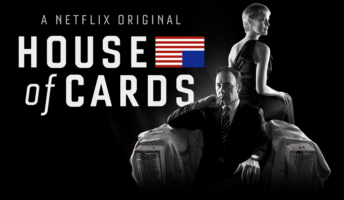 Get House of Cards on DVD now