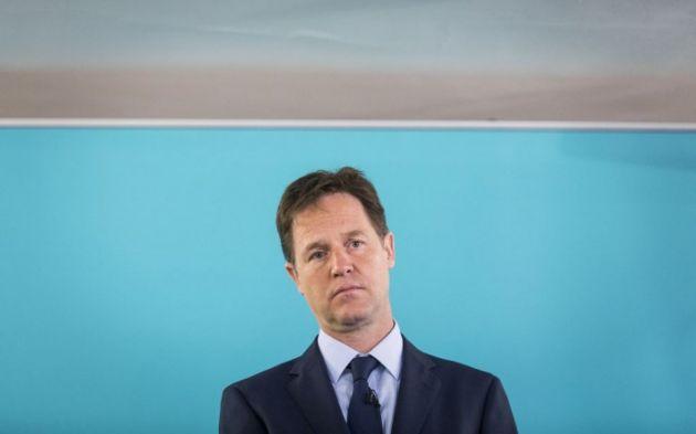 Nick Clegg resigns as Liberal Democrat leader in 2015