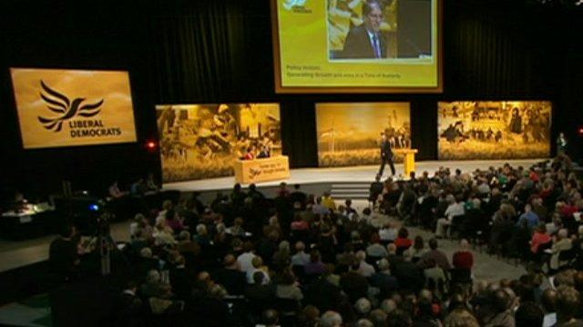 Liberal Democrat autumn conference