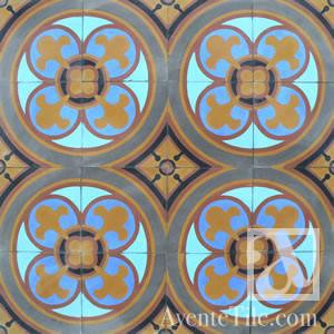 In-Stock Cement Tile from Avente