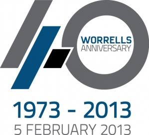 Worrells 40 Years