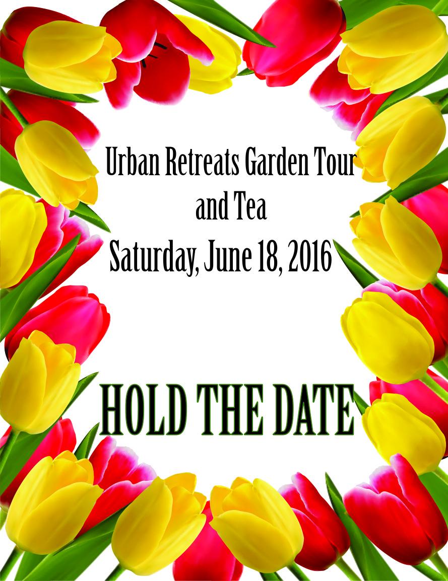 Garden Tour June 18 2016