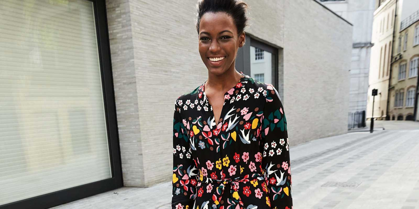 Kleid bei Schiet-Wetter - Zum Artikel