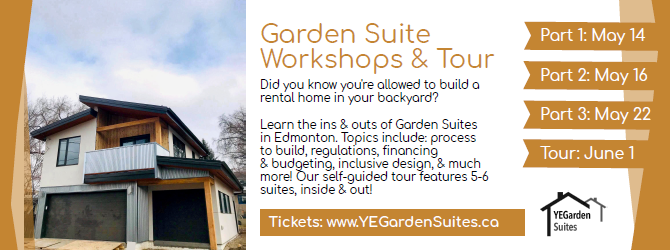 Garden Suites Workshops & Tour