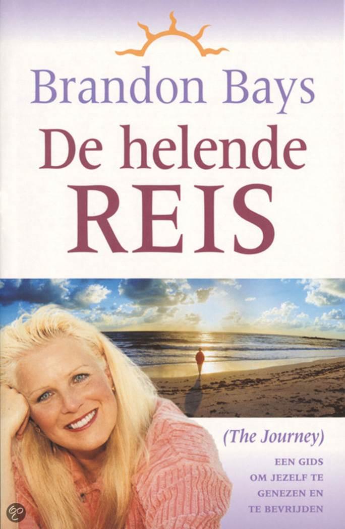 boek De helende reis van Brandon Bays