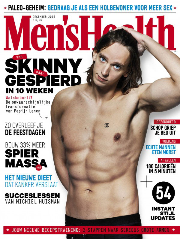 cover Men's Health