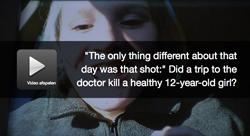 dood na een vaccinatie ... ?