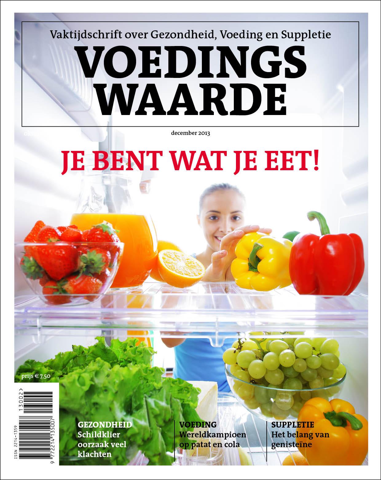 tijdschrift over voedingswaarde