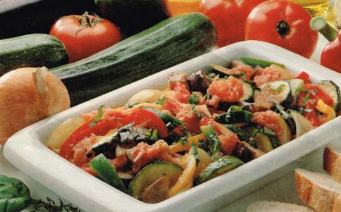 Ratatouille - vegetarisch en glutenvrij