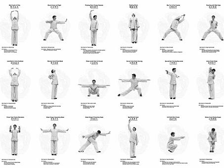 Qi gong oefeningen