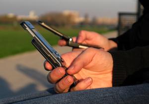 mobieltjes blijven de gemoederen bezig houden