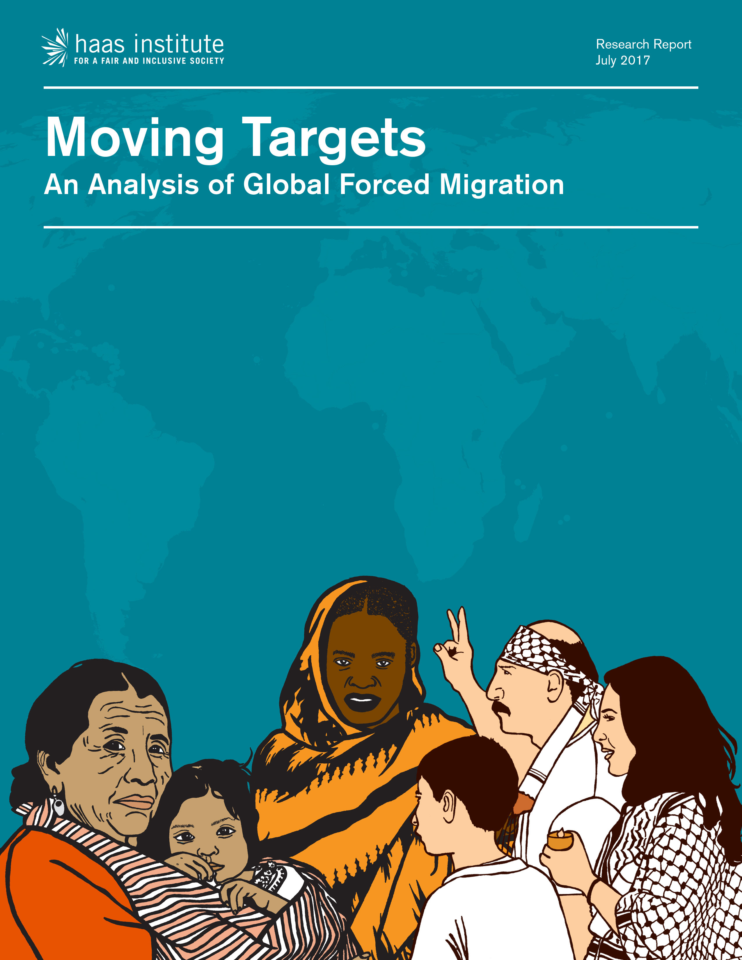 Cover image of Moving Targets report