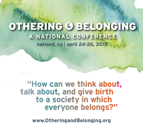 Othering & BELonging Conference Graphic