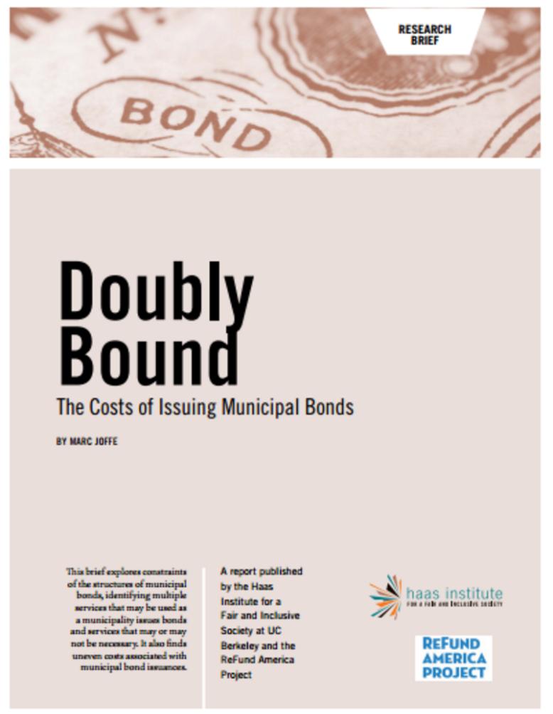 Doubly Bound Municipal Bonds Cover