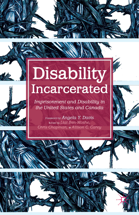 Cover of Disability Incarcerated