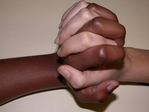 Hands Interlaced, Courtesy of Frerleke via Flickr, CC Attribution License