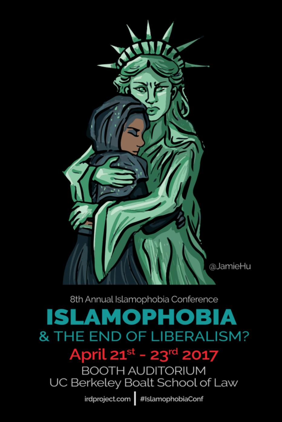 Islamophobia Poster image