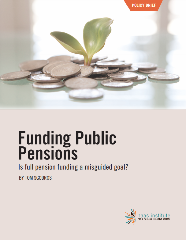 Funding Public Pensions Cover