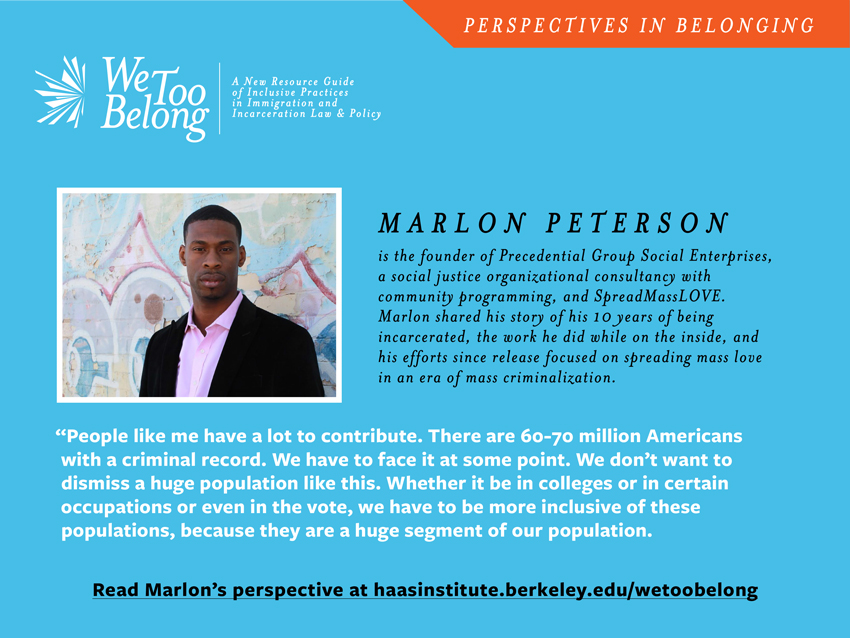Janetta Johnson Perspective in Belonging