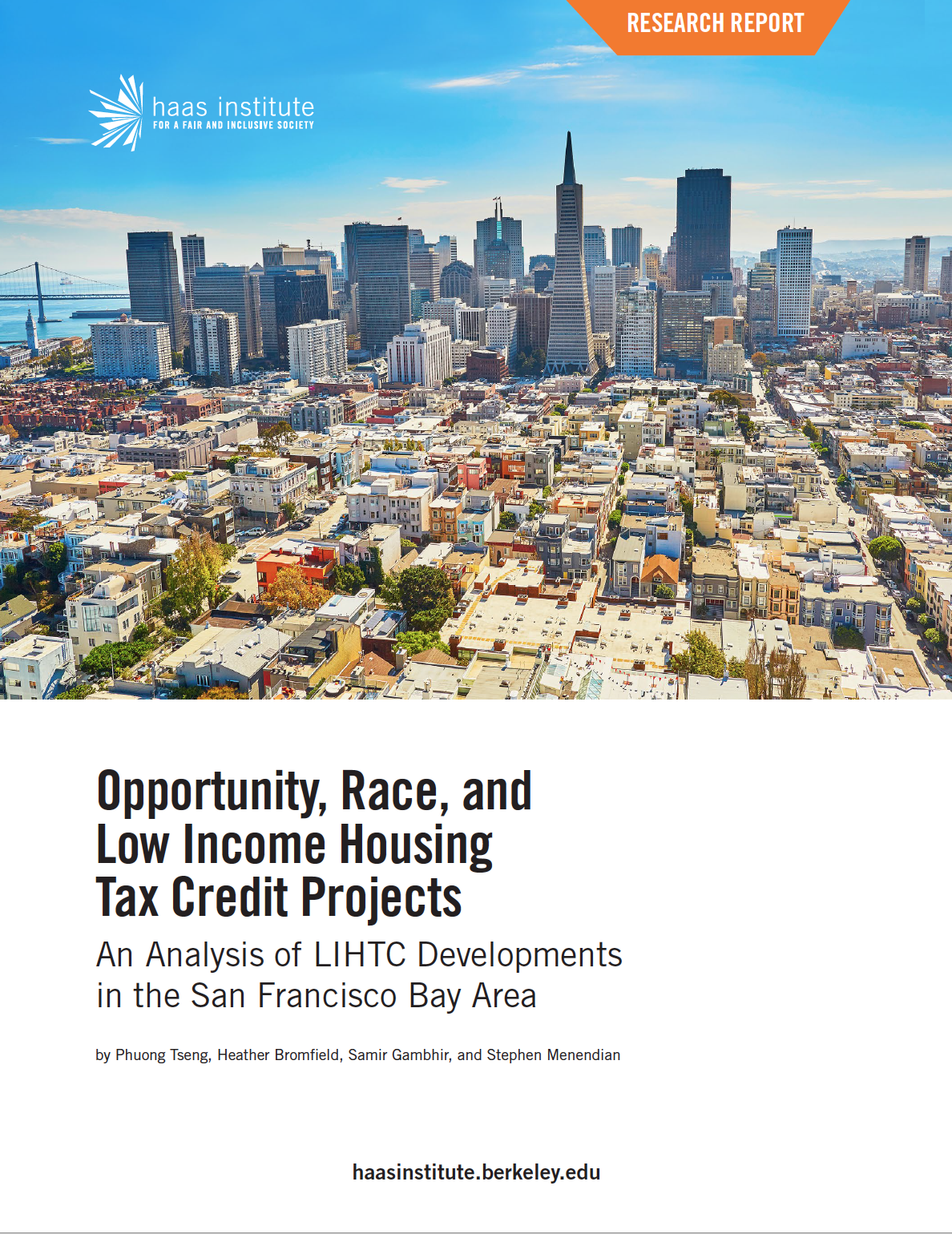 Cover image of new Low Income Housing Tax Credit report