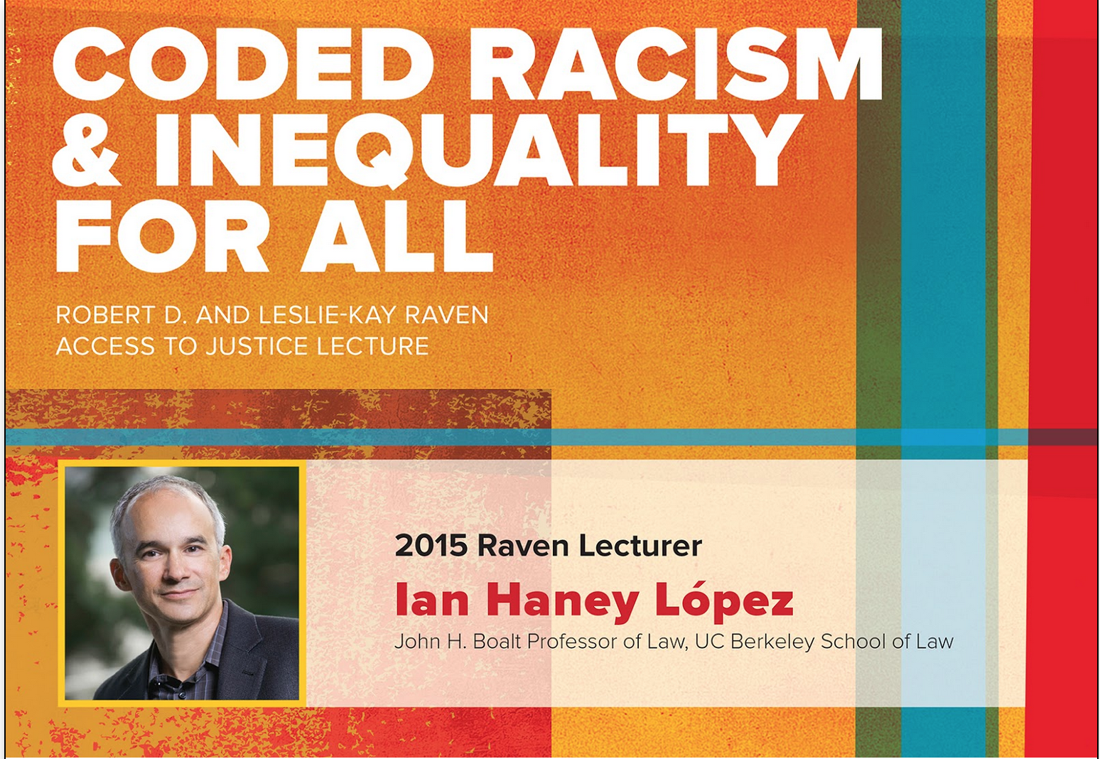 Coded Racism & Inequality for All