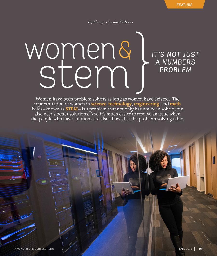 Women in STEM Image