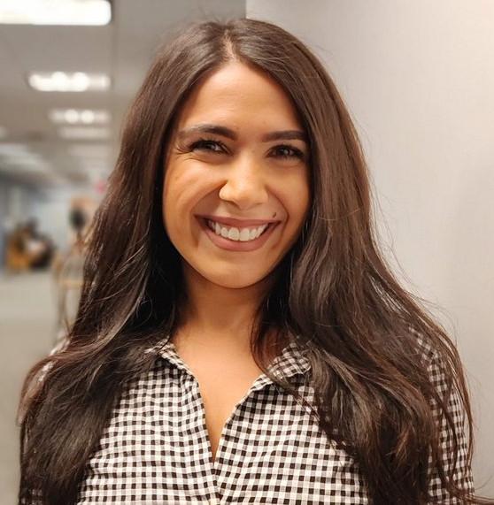 Haas Institute researcher Rhonda Itaoui headshot