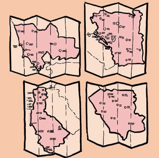 Graphic for Belonging in the Bay Area Atlas Project