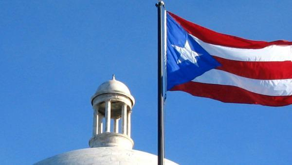 Puerto Rican Flag, Creative Commons License