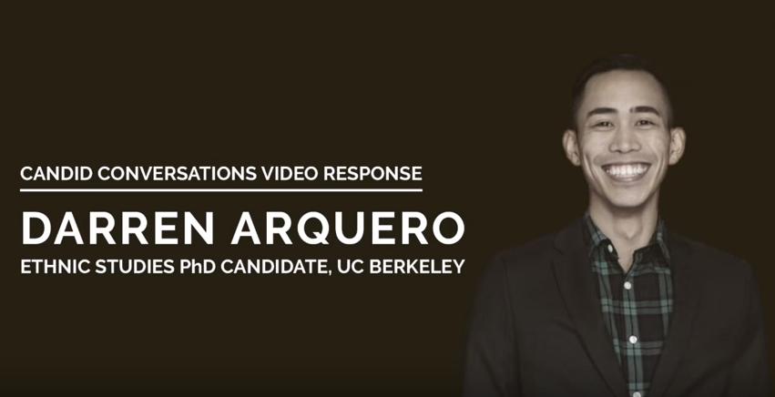 Darren Arquero Video Response