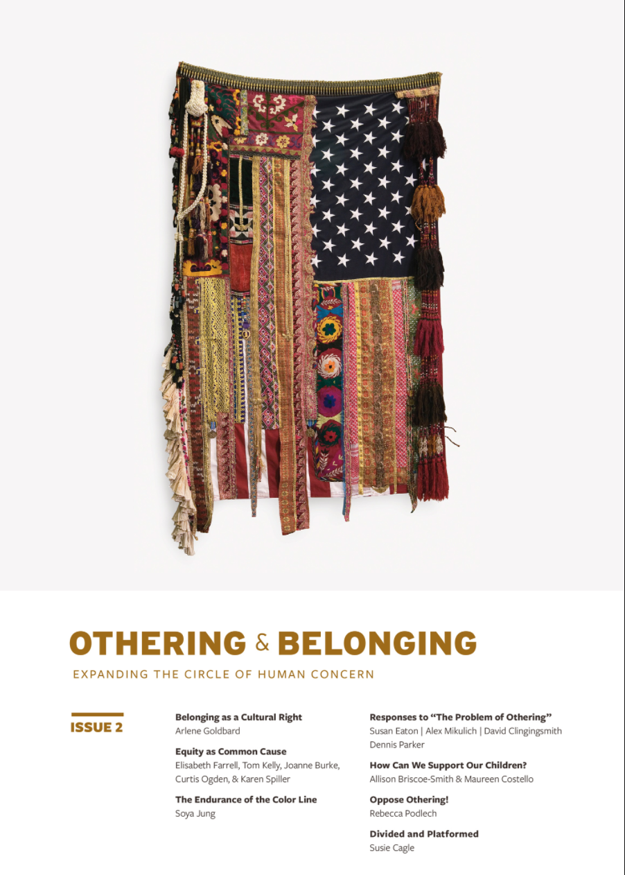 Othering & Belonging Issue Two Cover image