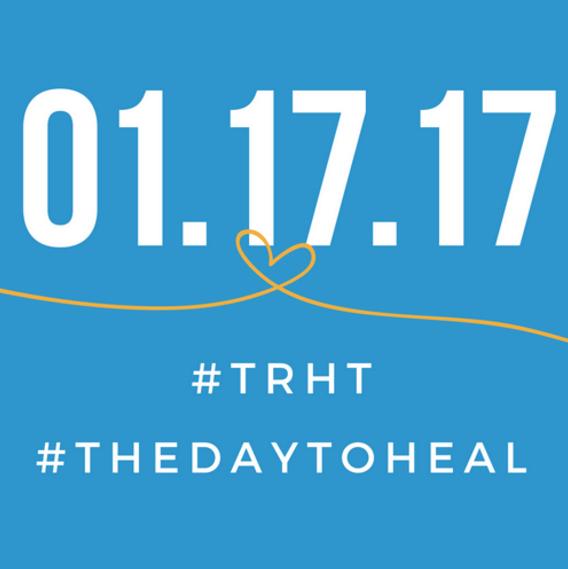 Day of Healing Blue Logo