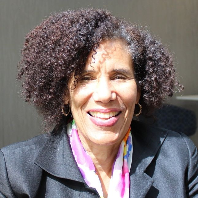 Headshot of associate director Denise Herd