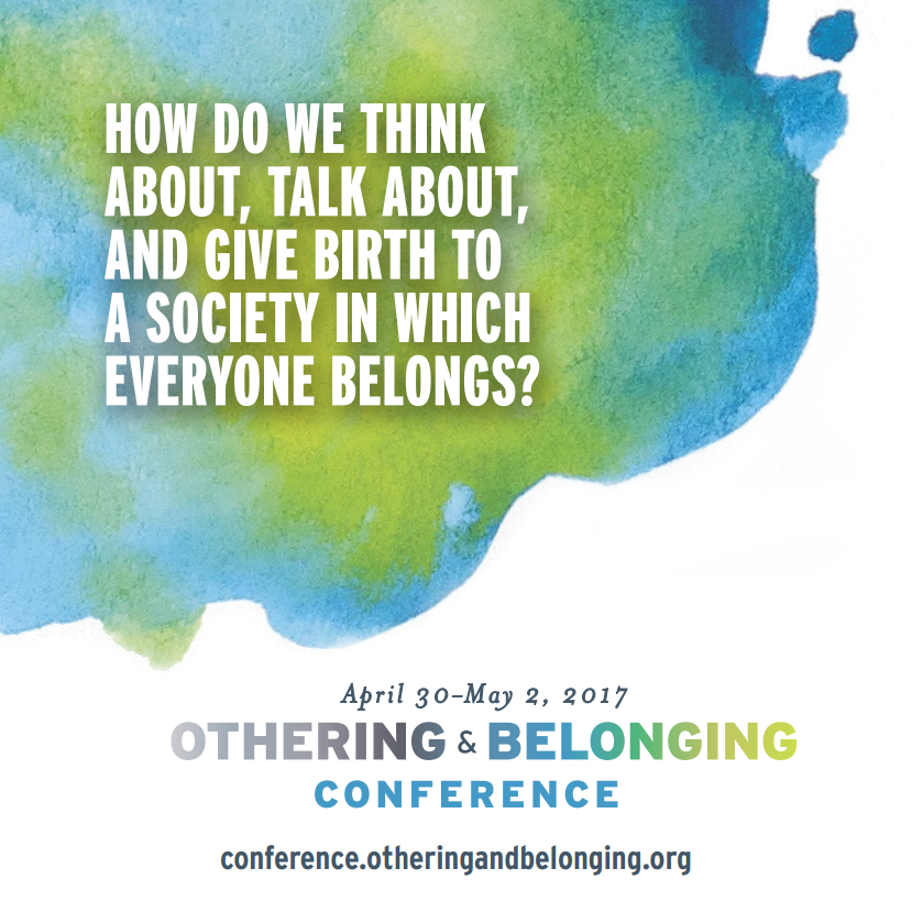 Othering and Belonging 2017 Square Logo