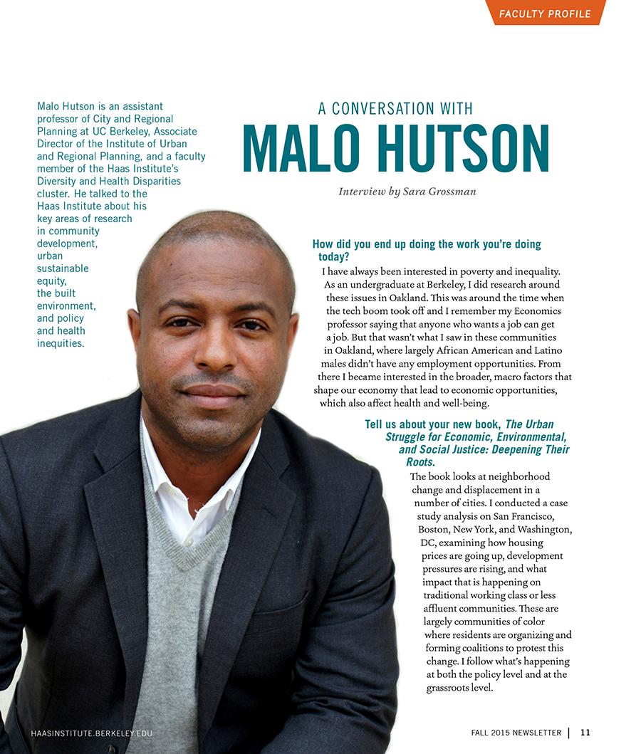 Malo Hutson interview image