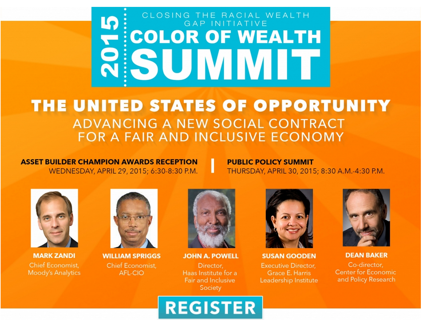 Color of Wealth Summit