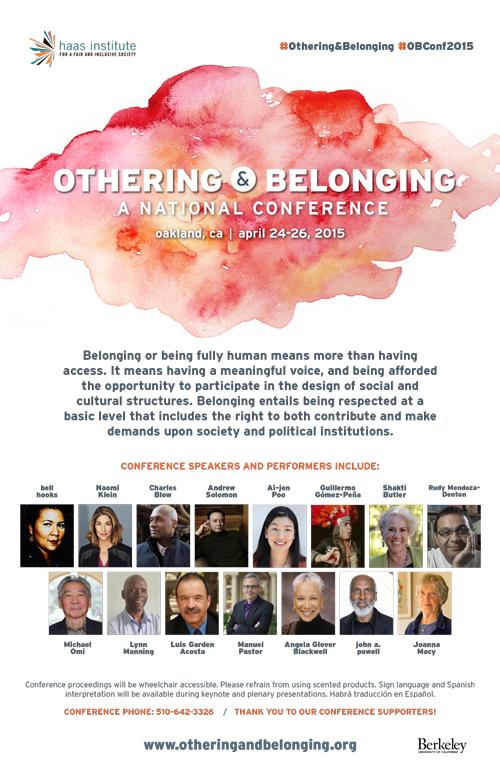 Othering & Belonging Poster