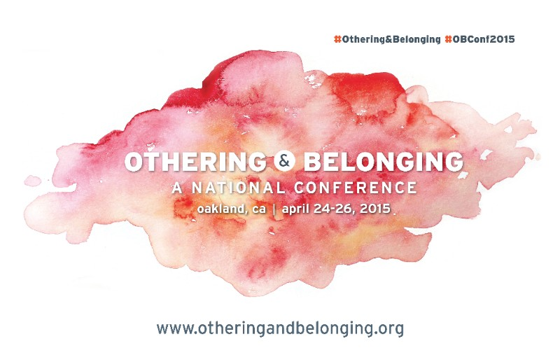 Othering and Belonging Conference graphic