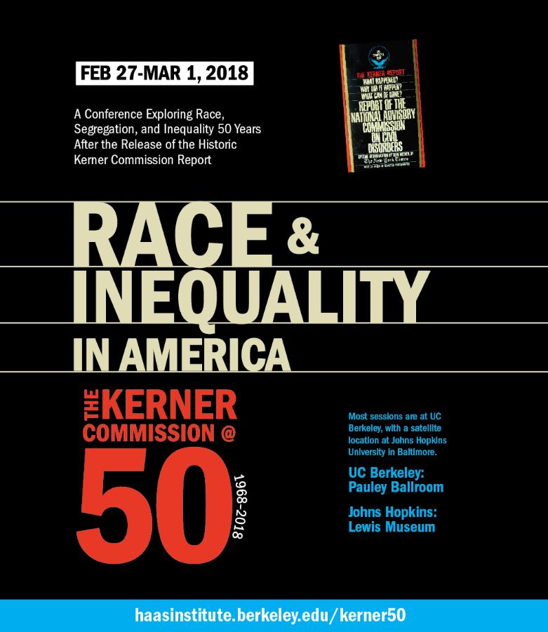Flyer image for Kerner Conference