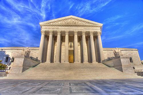 Supreme Court/Creative Commons License