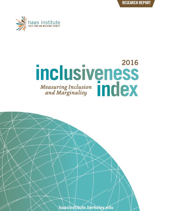 Inclusiveness Index Report Cover
